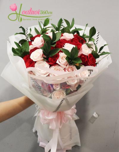 Hoa bó đẹp- Cho vơi nỗi nhớ