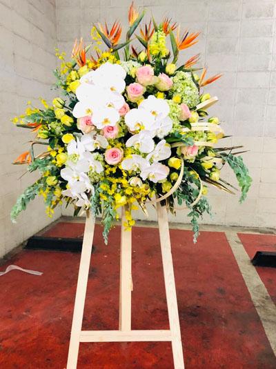 Hoa chúc mừng sang trọng- Ngày khai trương