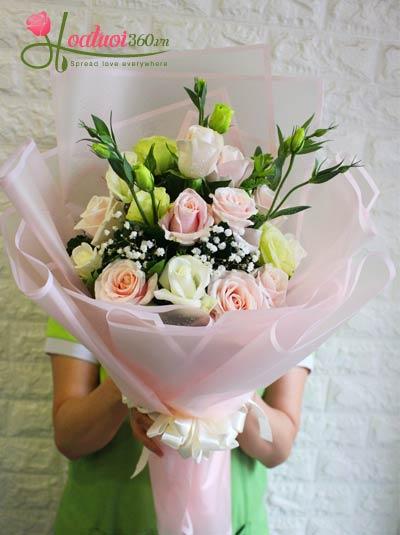 Hoa sinh nhật - Lời yêu thương