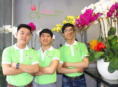 Shop hoa tươi gần đây giá rẻ