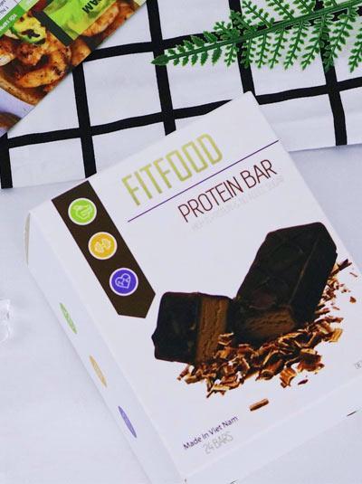 Bánh Chocolate Thảo Dược Giảm Cân