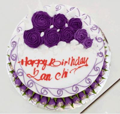 Bánh sinh nhật 2