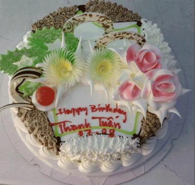 Bánh sinh nhật 3