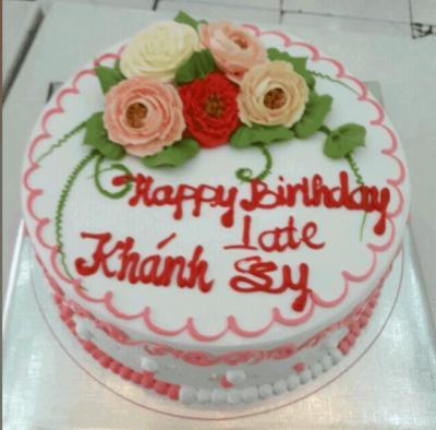 Bánh sinh nhật 4