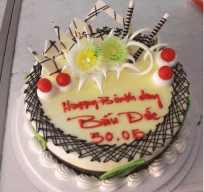Bánh sinh nhật 5