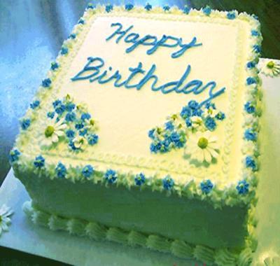 Bánh sinh nhật 8