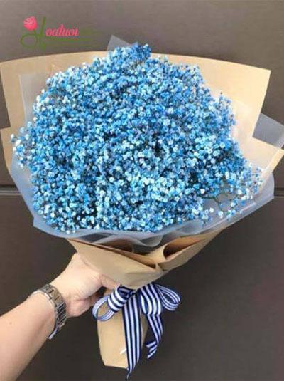 Bó baby xanh- Blue baby