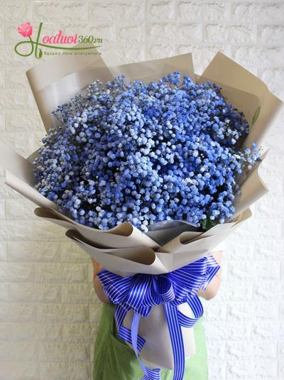 Bó baby xanh - Điều tuyệt vời nhất