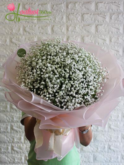 Bó hoa baby - Điều làm em vui