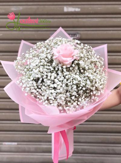 Bó hoa baby- Nàng thơ