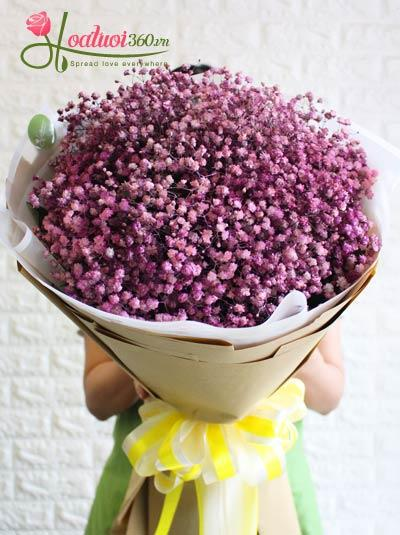 Mẫu hoa tặng bạn gái mới quen đẹp nhất