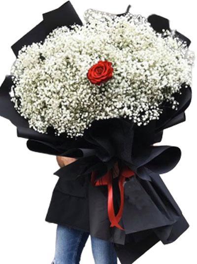 Bó hoa baby - Tình yêu lớn