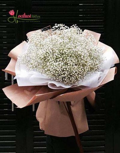 Bó hoa baby- Tình yêu ngây thơ