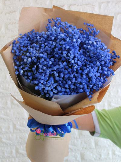 Bó hoa baby xanh - Niềm hi vọng