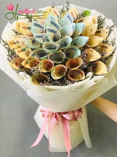 Bó hoa bằng tiền - My Angel