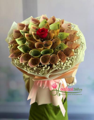 Bó hoa bằng tiền - Nhớ nhung