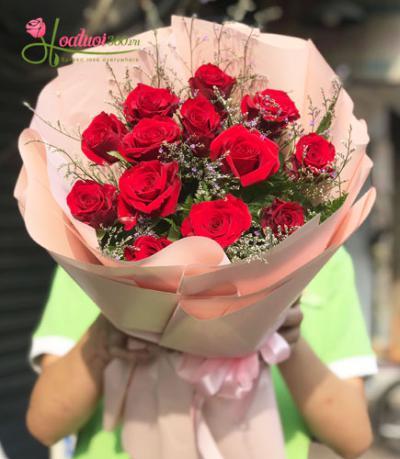 Bó hoa big love 2