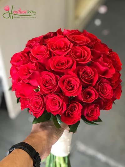 Bó hoa cầm tay cô dâu - Tình em thủy chung