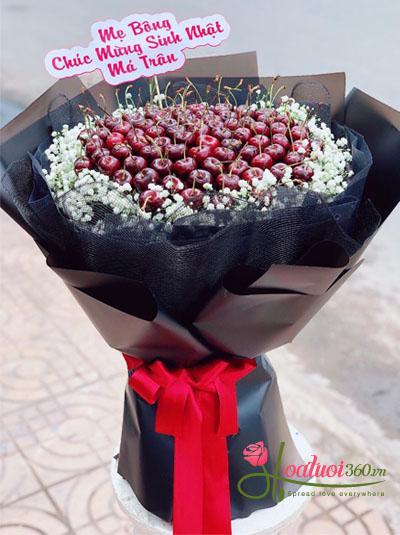 Bó hoa cherry - Ngàn lời yêu