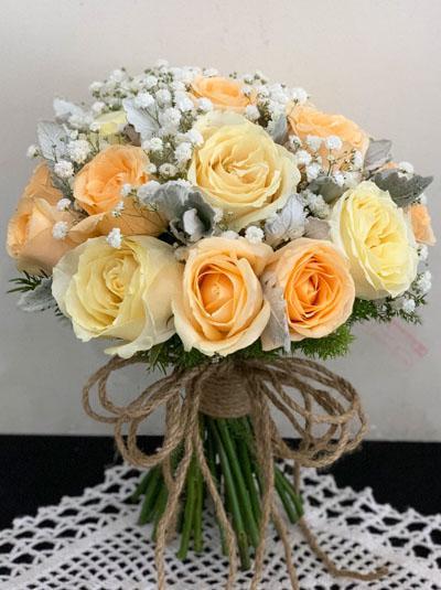 Bó hoa cô dâu - Niềm vui ngày chung đôi