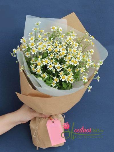 Bó hoa cúc Tana: Dành cho em