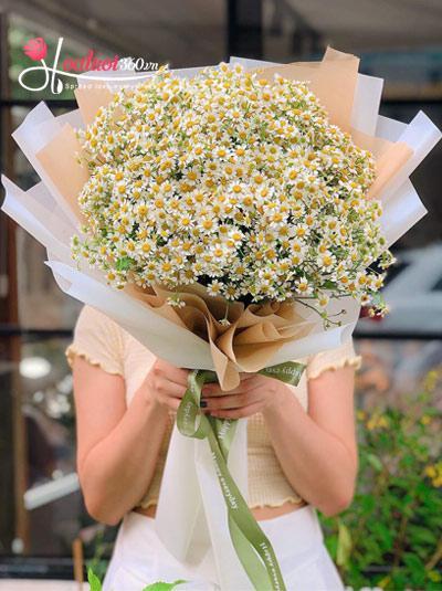Bó hoa cúc tana - Deep love