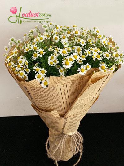 Bó hoa cúc tana đẹp xinh
