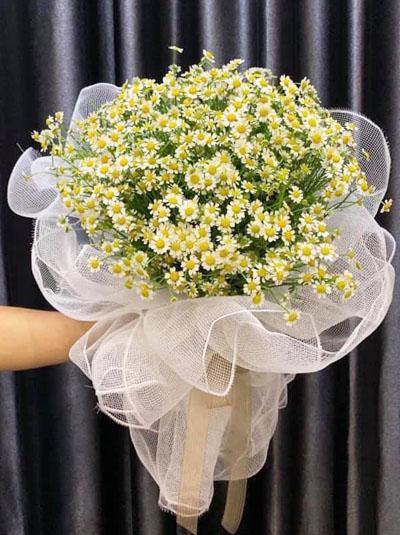 Bó hoa cúc tana - Điệu đà