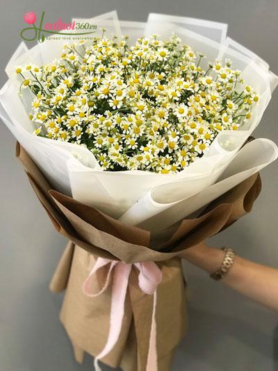 Bó hoa cúc tana - Happy day