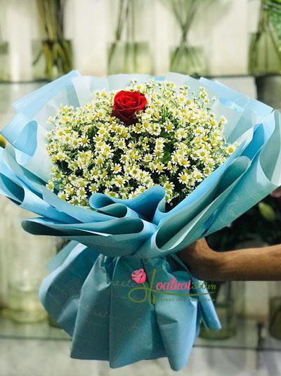 Bó hoa cúc tana - Một tình yêu