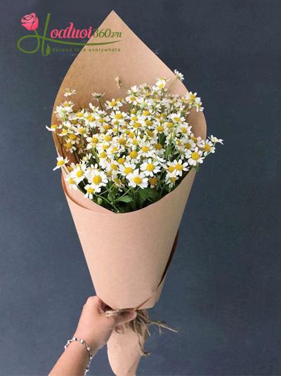 Bó hoa cúc tana - Nhỏ xinh