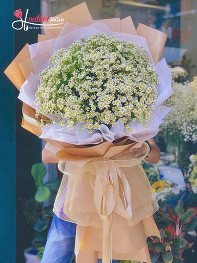 Bó hoa cúc tana - Trao trọn ngọt ngào