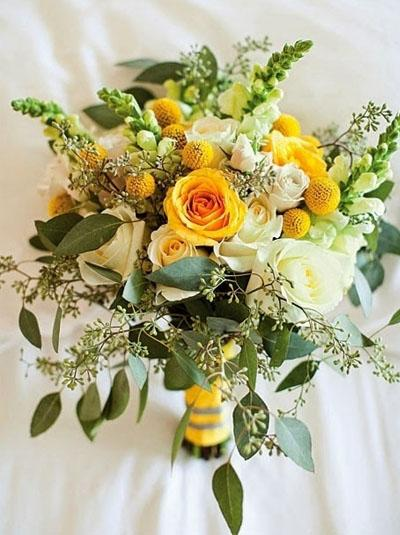 Bó hoa cưới - Chờ mong