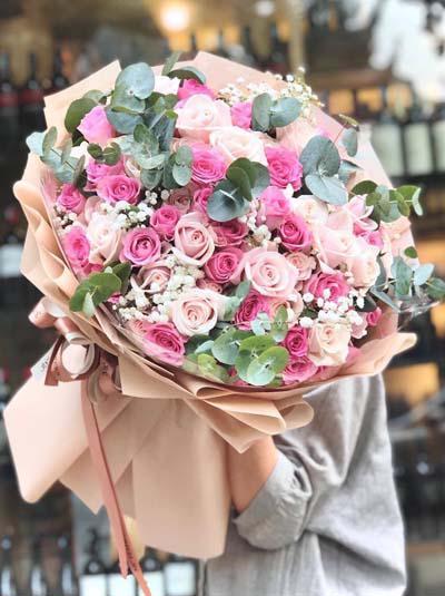 Bó hoa đẹp nhất - Em là cả cuộc đời anh