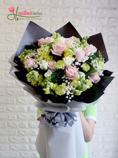 Bó hoa - Điều nồng nàn