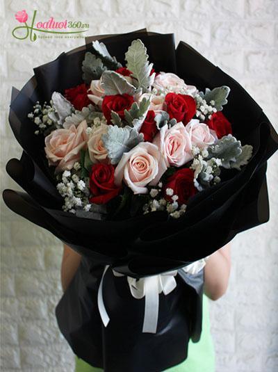 Bó hoa gửi người tôi thương