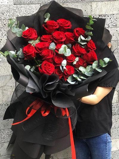 Bó hoa hồng Ecuador đẹp nhất