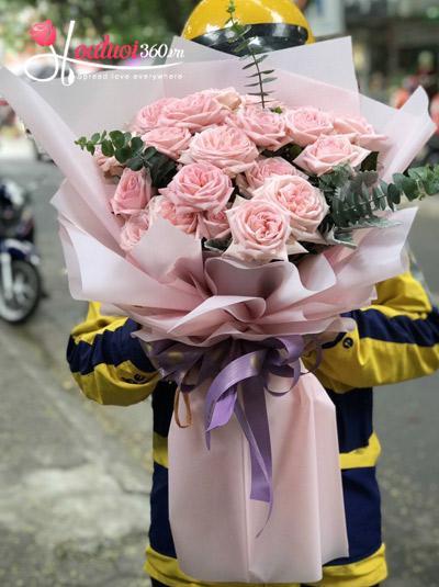 Bó hoa hồng Ohara - Memories