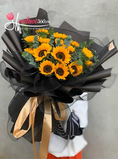 Bó hoa hướng dương - Beside you