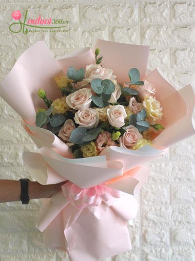 Bó hoa - Nối kết yêu thương