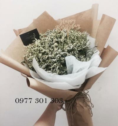 Bó hoa sao vàng