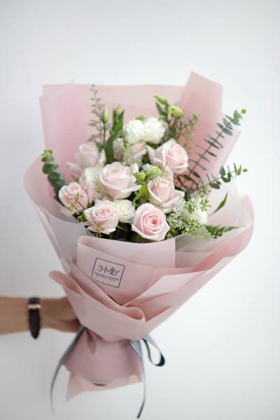Bó hoa sinh nhật đẹp nhất thế giới