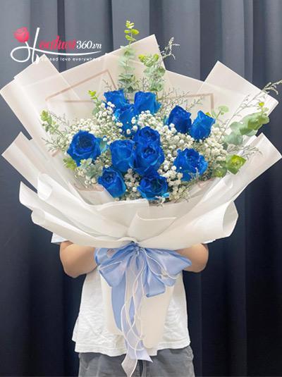 Bó hoa sinh nhật - Điều giản dị