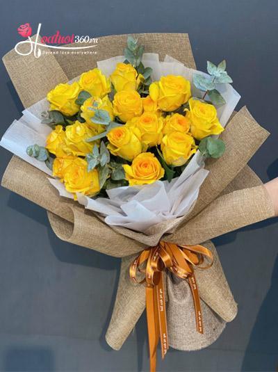 Bó hoa sinh nhật - Like you
