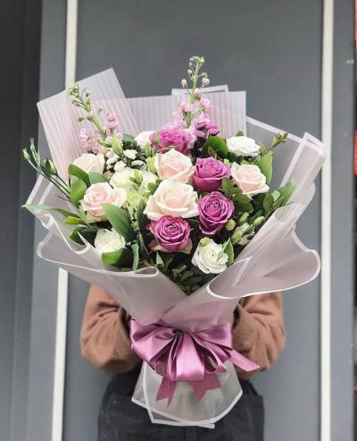 Hoa hồng sinh nhật tặng mẹ với ý nghĩa như một lời cảm ơn