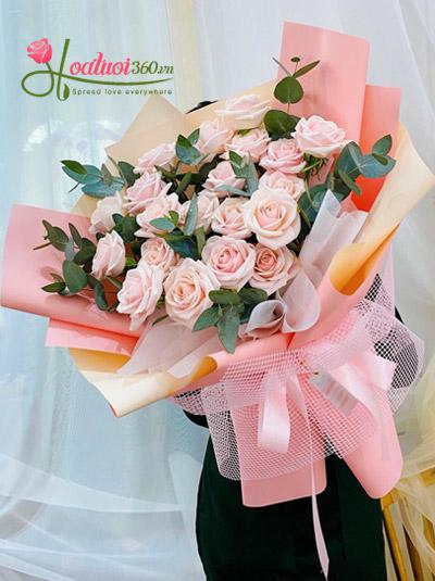 Bó hoa sinh nhật - Xinh tươi