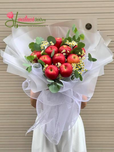 Bó hoa trái cây - Ngày bên nhau