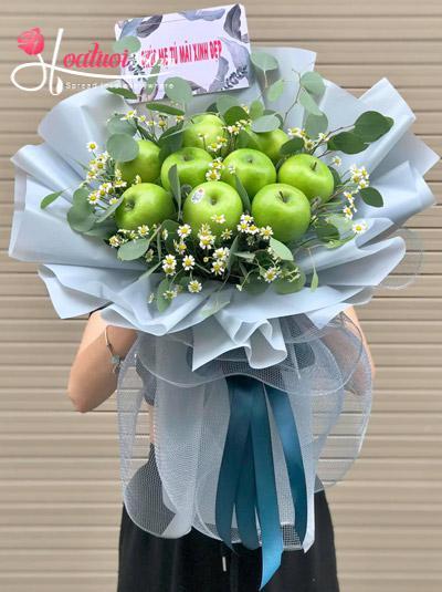 Bó hoa trái cây - Tình mãi xanh