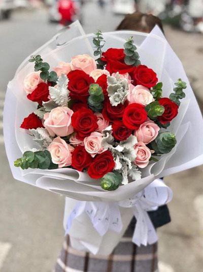 Bó hoa tươi - Happy day
