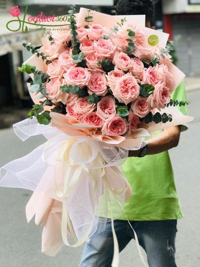 Bó hồng Ohara - Em đẹp nhất đêm nay